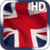 UK Flag Live Wallpaper app for free