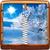 Cool Winter Zipper Lock Screen icon