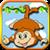 Crazy Monkey Jump icon