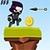 Ninja Game 2015 app for free