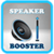 Speaker Volume Booster Pro for high sound quality app for free