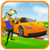 Puzzle cool cars icon