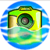 My Pictures Over Water LWP icon