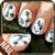 Nail Design Beautiful Art Gold  AA app for free