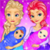 Twins New Baby Born and Twins Mom app for free