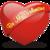 Be My Valentine 240x400 icon