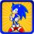 Super sonic the Hedgehog icon