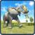 Angry Elephant Jungle Attack icon