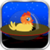 Space Chicken Game Free icon