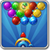 classic bubble shoot game icon