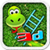 Snakes and Ladders 3D Free icon