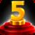 5 Clues 1 Celebrity icon