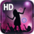 Neon Disco Live Wallpaper app for free
