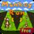 Monkey Run Free icon