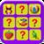 Fun Memory Games For Kids icon