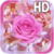 Rose Petals Live Wallpaper Free icon