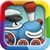 Rainbow Train teach colors app for free