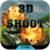 3D SHOOT icon