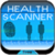 HEALTH SCANNER Application Free icon