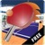 Ping Pong tabel tennis 3D icon