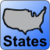Places Ive Been US States app for free