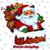 Santa Jumping icon