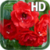 Red Roses Live Wallpaper HD app for free