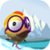 Hopping Bird iceland adventure icon