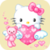 Hello Kitty HD LWP icon