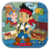 Jake The Pirates Easy Puzzle app for free