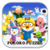 Pororo Pinguin Easy Puzzle app for free