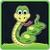 Dragon Snake Retro Classic icon