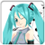 Miku Hatsune Dress Up icon