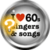 60s Singers and Songs Quiz free icon