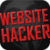 WEbsite Hacker icon