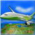 Jumbo airplane Simulator icon