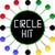 CIrcle hit icon