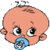 BabyClick Baby Games icon