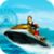 Water Bike River Race 3D app for free