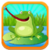 Tap the Frog Fun icon
