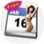Bikini Sexy Calendar 2015 app for free