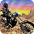 Angry Harlem Bikers Death Race icon