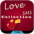 Love SMS Collection Application Free icon