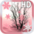 Pink Winter Live Wallpaper icon