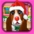 Christmas Pet Shop And Care icon