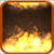 Flame 3D Live Wallpaper free icon