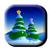 Beautiful HD Christmas Wallpapers icon