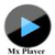 MXX Player icon