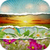 Spring Nature 3D Backgrounds HD icon