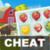 Cheat Farm Heroes Saga icon